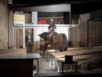 Soubresaut - Tanguy - Theatre National de Bretagne